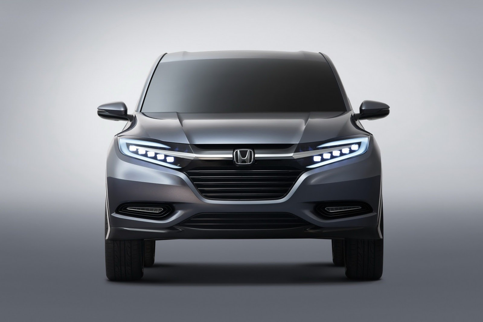 new car releases in india 2014Honda Urban SUV concept photo gallery  Autocar India